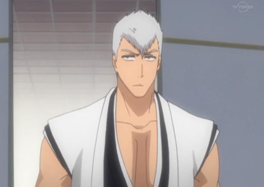 Kensei Muguruma Bleach