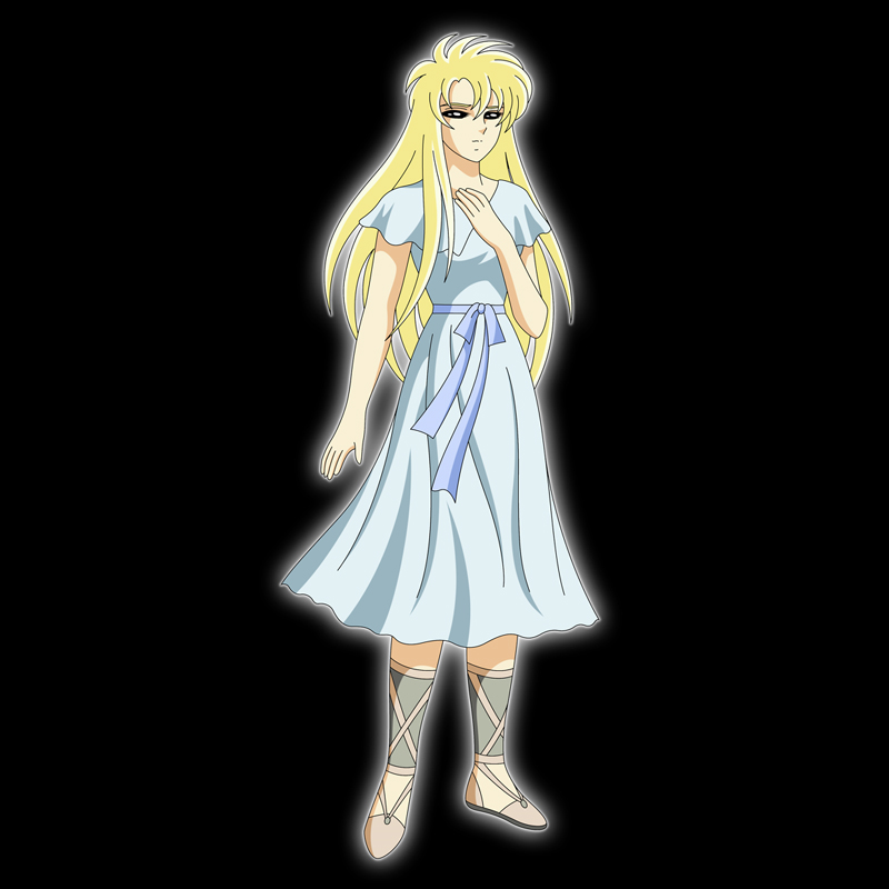 Eurydice From Saint Seiya The Hades Chapter
