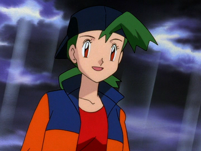 Anime Characters 2000 : Maren from pokemon the movie