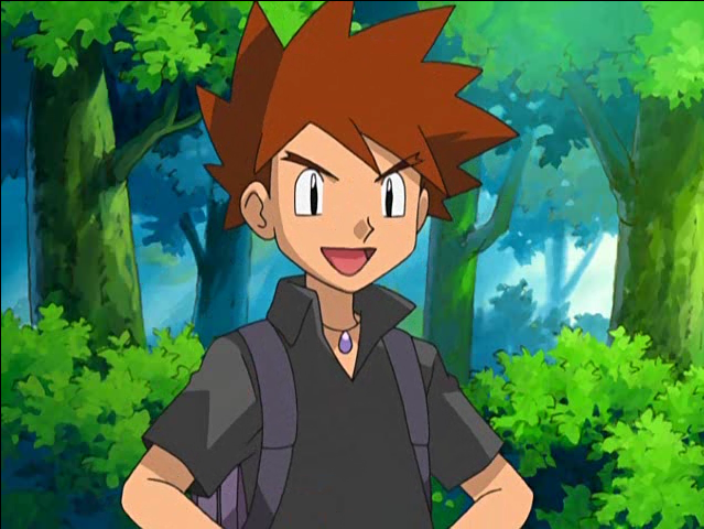 Gary Oak from Pokemon: Indigo League