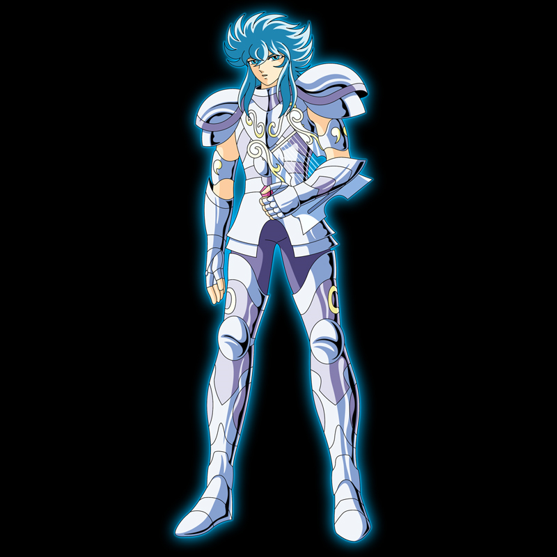 Orphee From Saint Seiya: The Hades Chapter