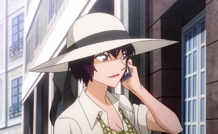 Chikage Kuroba From Detective Conan