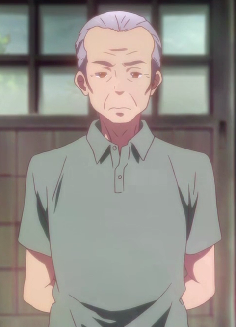 Rikka S Grandfather