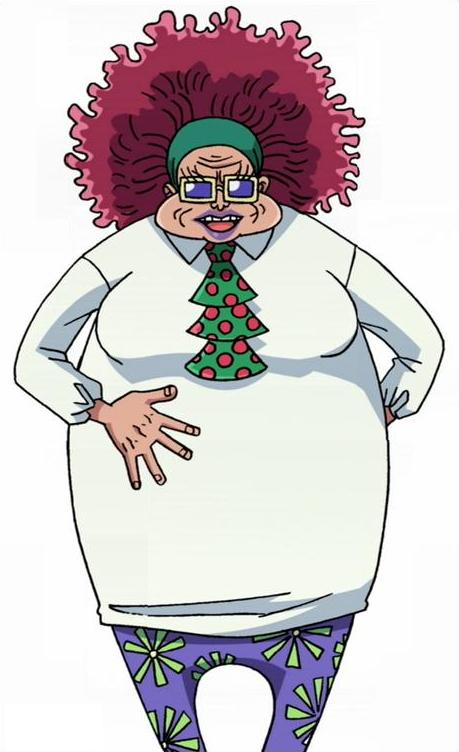 Ms Merry Christmas From One Piece