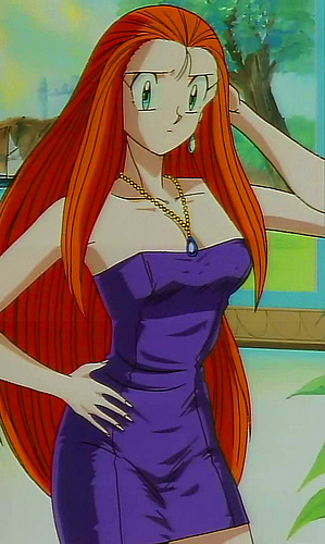 Reiko Mikami From Ghost Sweeper Mikami The Great Paradise