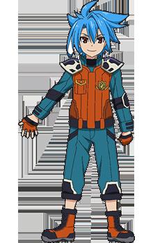 Tasuku Ryuuenji From Future Card Buddyfight
