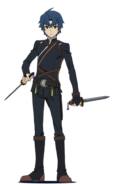 Character Design Wiki : Toru acura from chaika the coffin princess