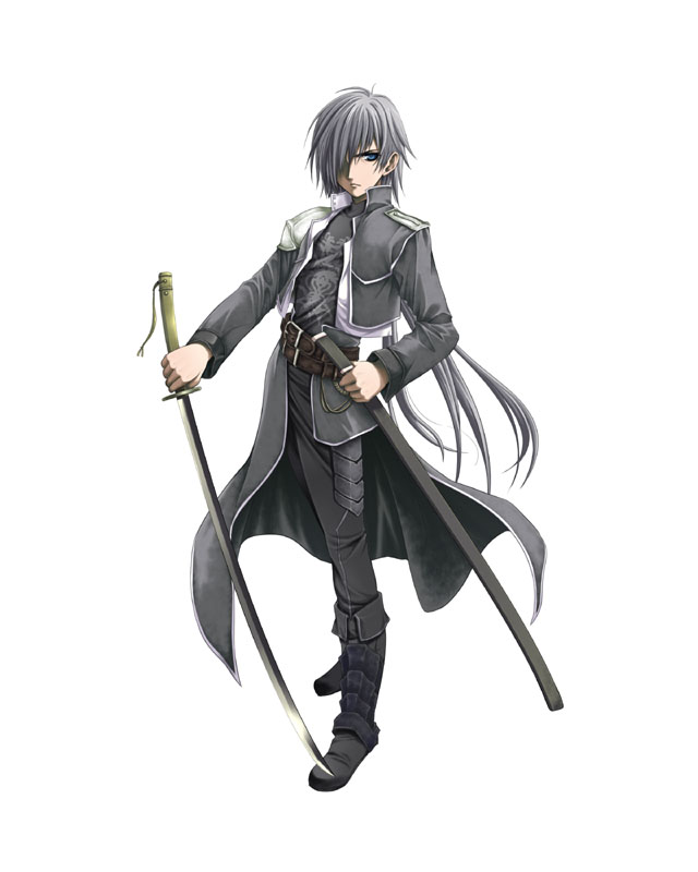 Anime Characters Using Sword : Zetsu akatsuki from seinarukana the spirit of eternity