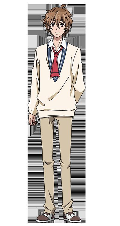 Anime Characters Png : Koyuki servamp
