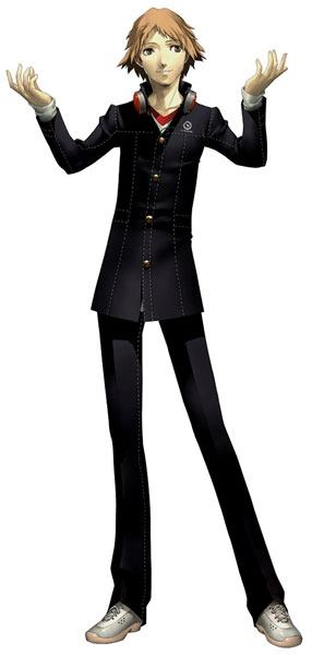 Persona 4 Anime Characters Database : Yosuke hanamura from shin megami tensei persona