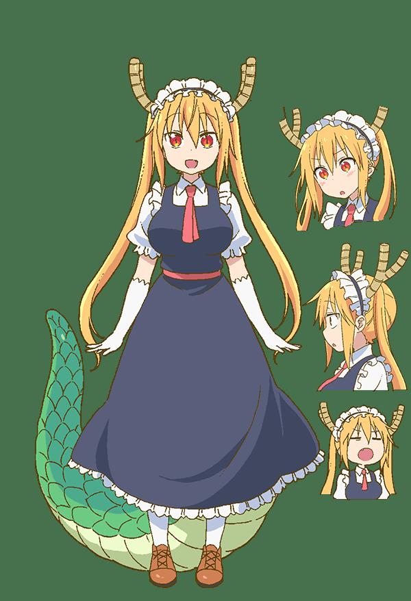 Tohru Miss Kobayashi S Dragon Maid