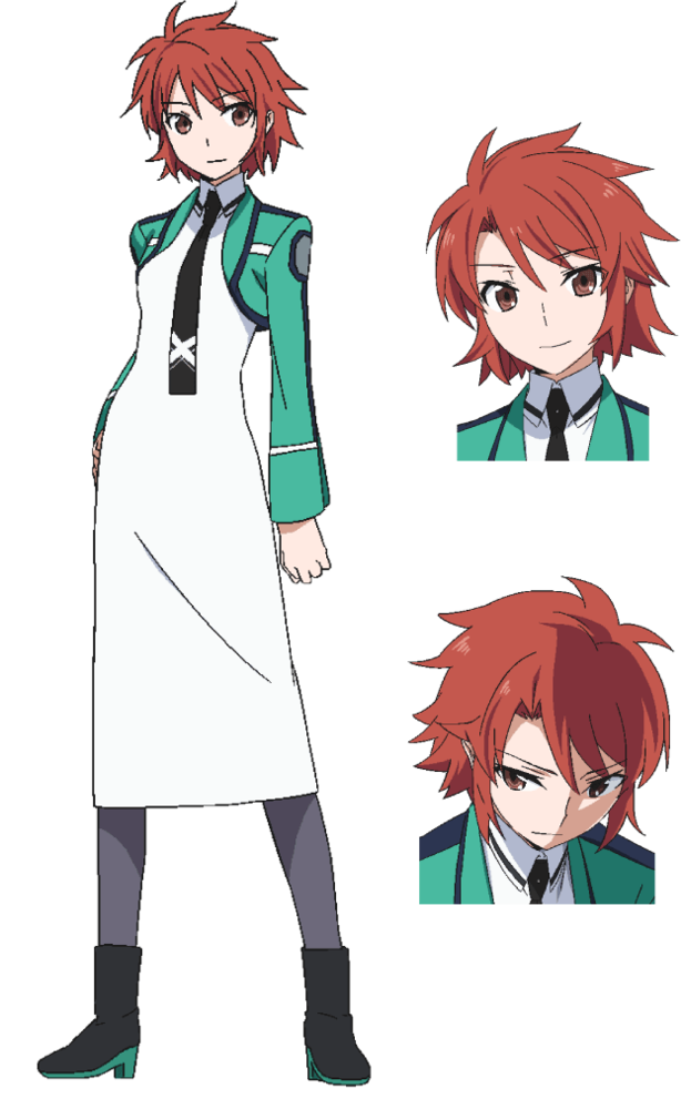 Anime Characters Database : Erika chiba the irregular at magic high school