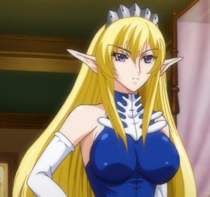 Elf Princess Nina