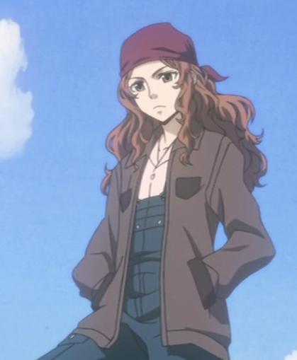 Shigure from Nabari no Ou Nabari No Ou Characters