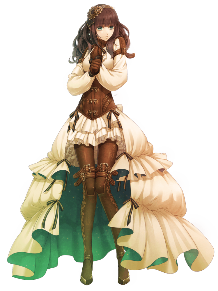 Cardia From Code Realize Series