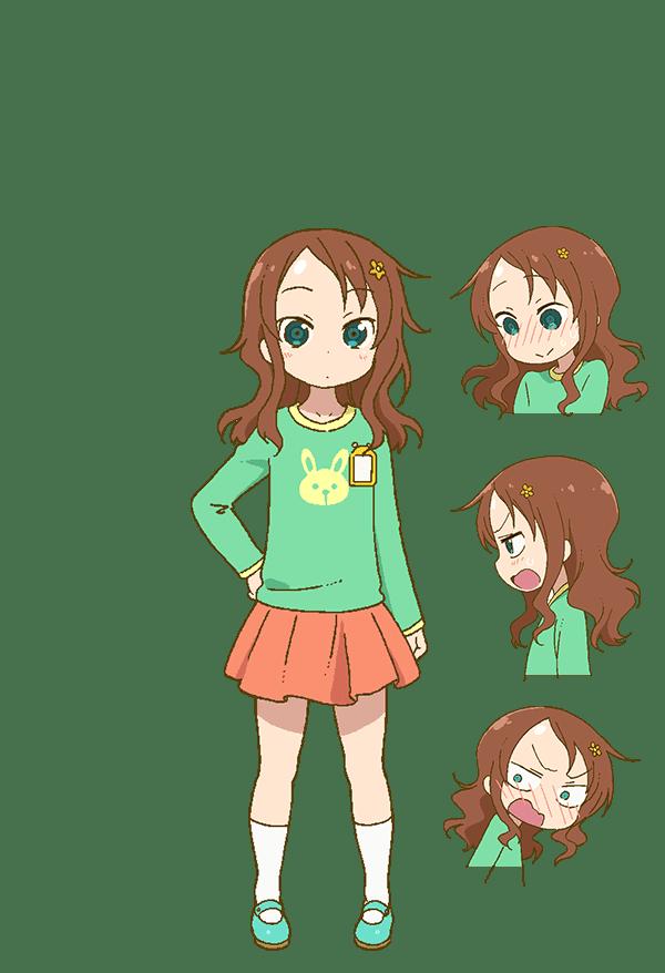 Riko Saikawa From Miss Kobayashi S Dragon Maid