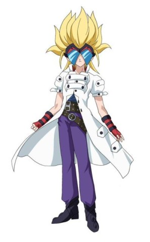 Masquerade From Bakugan Battle Brawlers