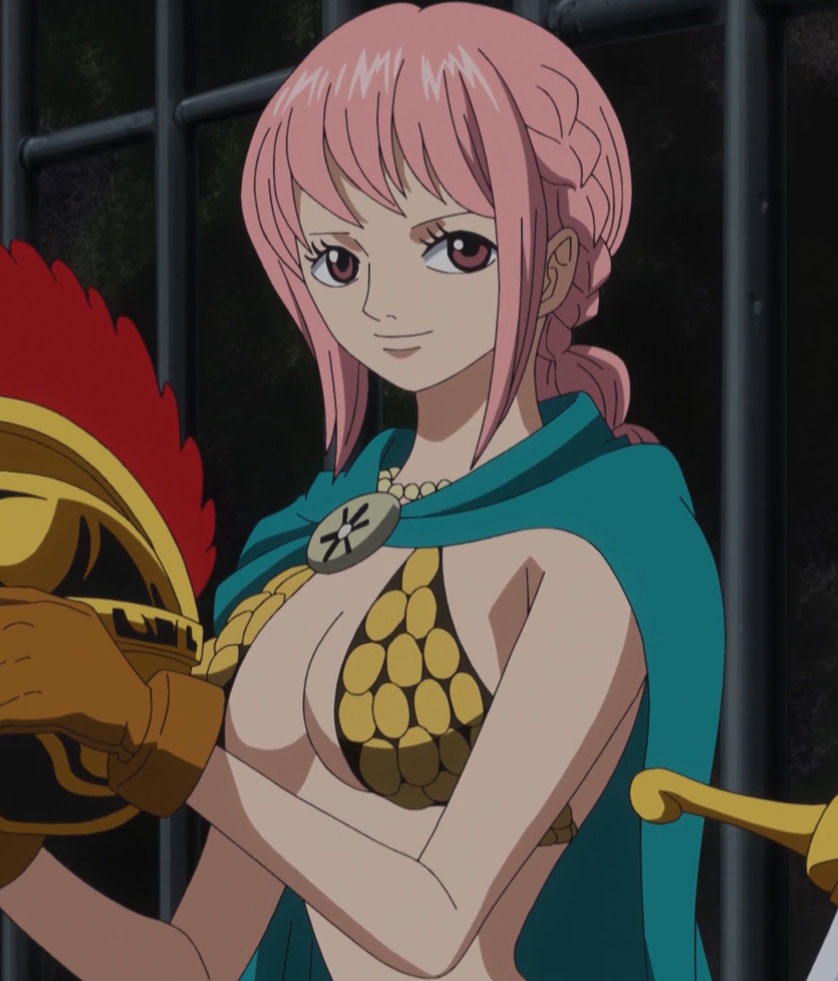 One Piece Rebecca