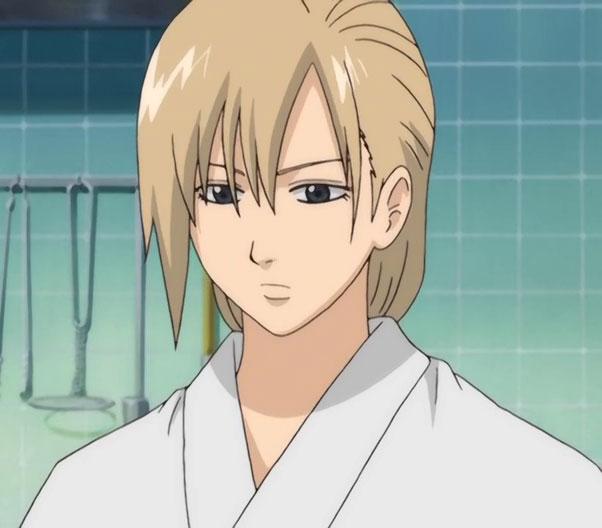 Ikumatsu Nishiki From Gintama (Series