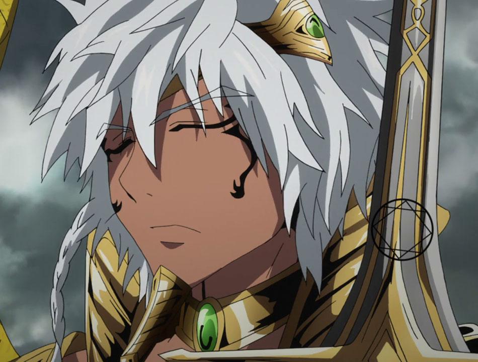 Armakan Amun-Ra From Magi: The Kingdom Of Magic