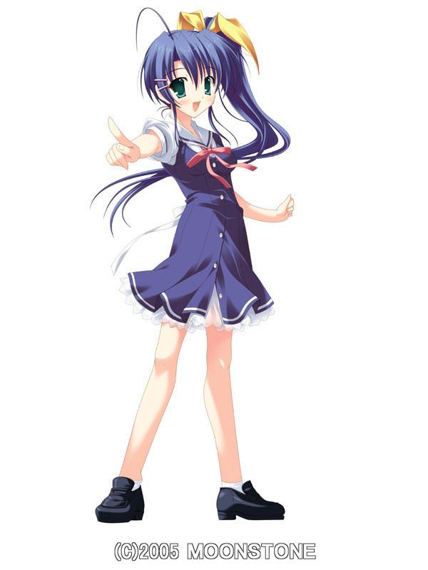 Anime Characters Database : Haruno motomachi clear