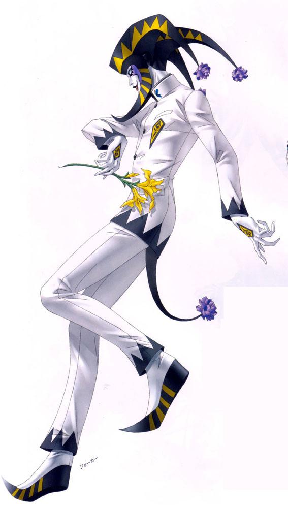 Joker From Persona 2 Innocent Sin