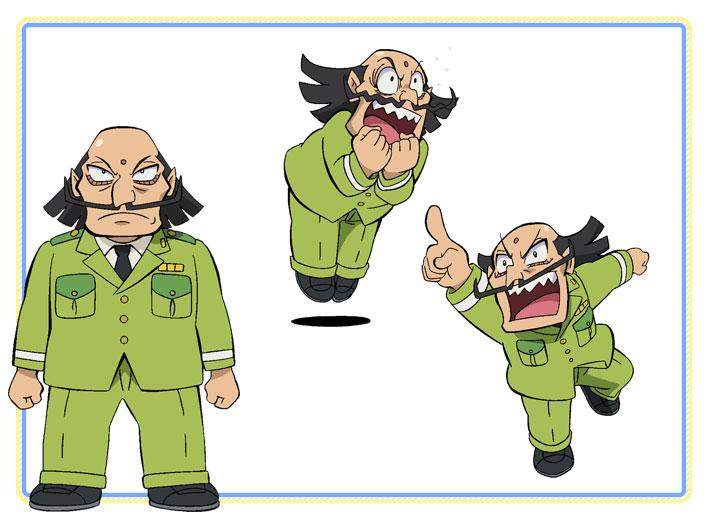 Dogusaburou Oniyama From Mysterious Joker