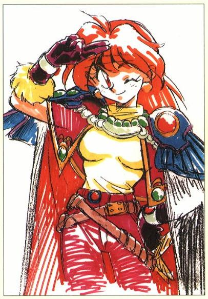 Lina Inverse (Reena)