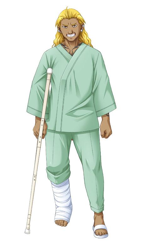 Yuichi Shibuya from Kanojo ga Mimai ni Konai Wake