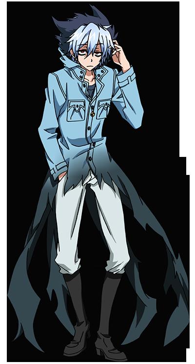 Anime Characters Png : Kuro servamp