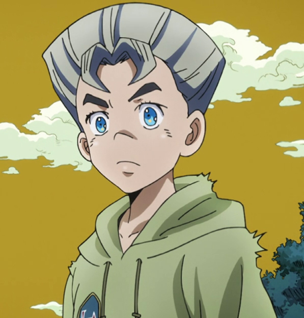 Koichi Hirose Jojo S Bizarre Adventure Diamond Is