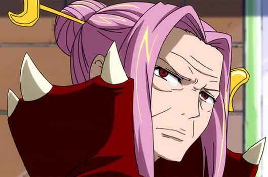 Porlyusica | Fairy Tail | Anime Characters ...