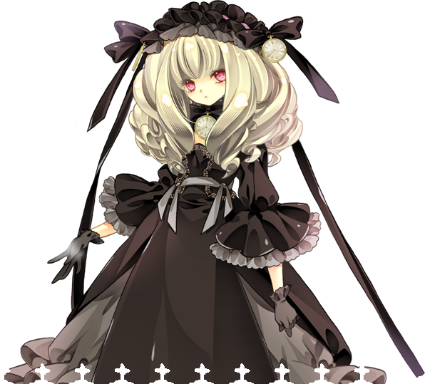 Anime Characters 150cm : Time from trick or alice
