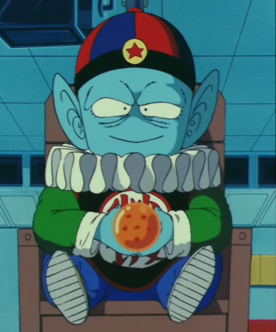 Emperor Pilaf from Dragon Ball