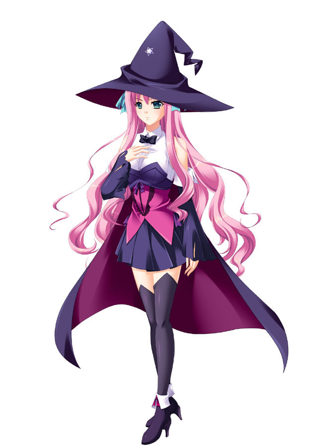 Anime Characters For Halloween : April from slave witch