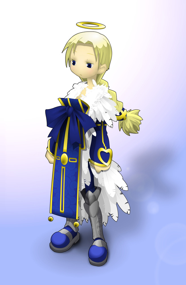 Celestial Host From Disgaea Hour Of Darkness