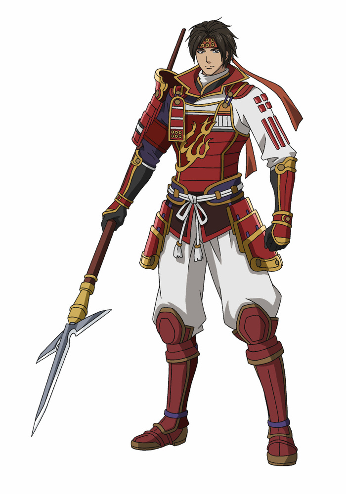 Yukimura Sanada From Samurai Warriors