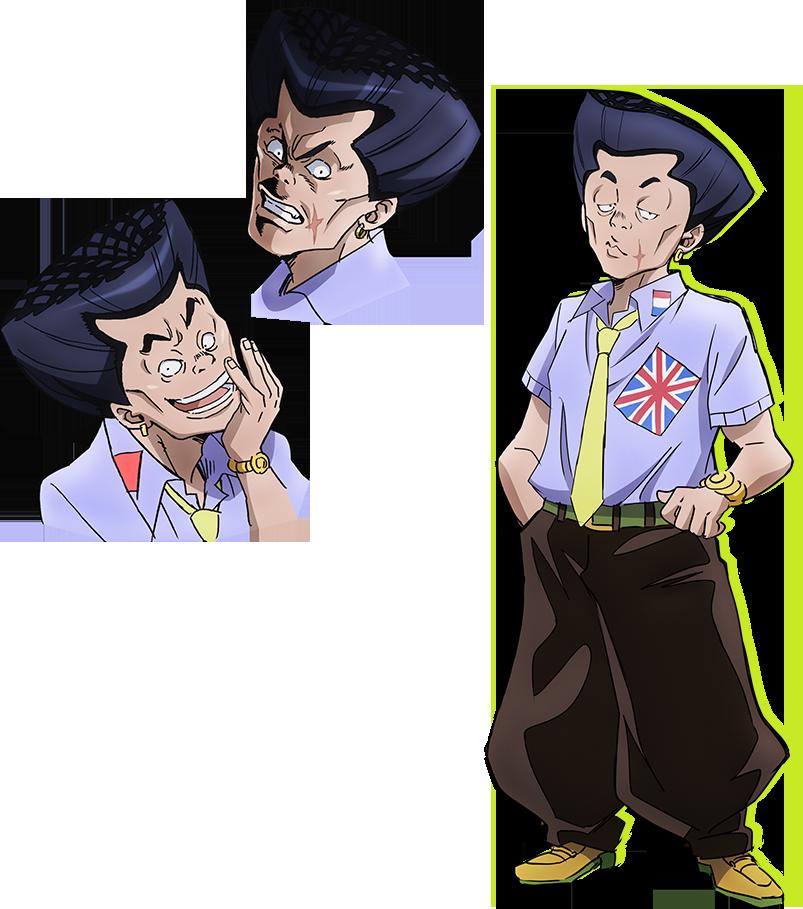 Tamami Kobayashi From Jojo S Bizarre Adventure Diamond Is