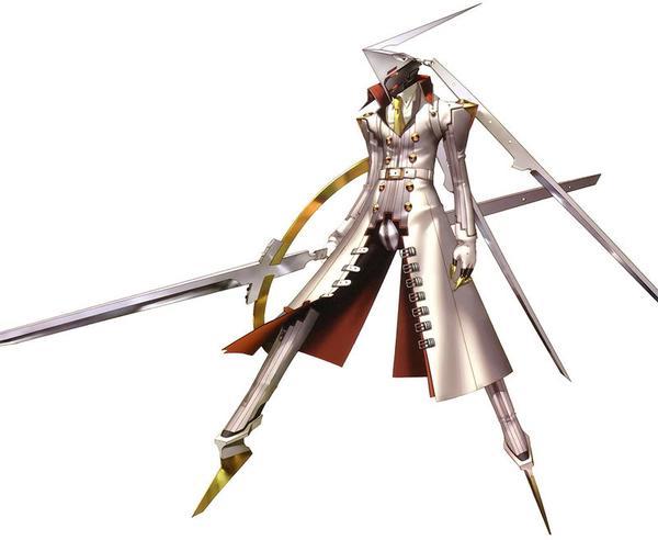 Persona 4 Anime Characters Database : Izanagi no okami from shin megami tensei persona