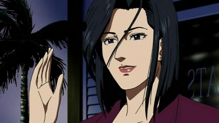 Saeko Nogami From City Hunter