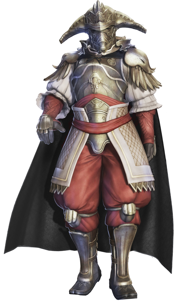 Character Design Final Fantasy Xii : Judge ghis from final fantasy xii