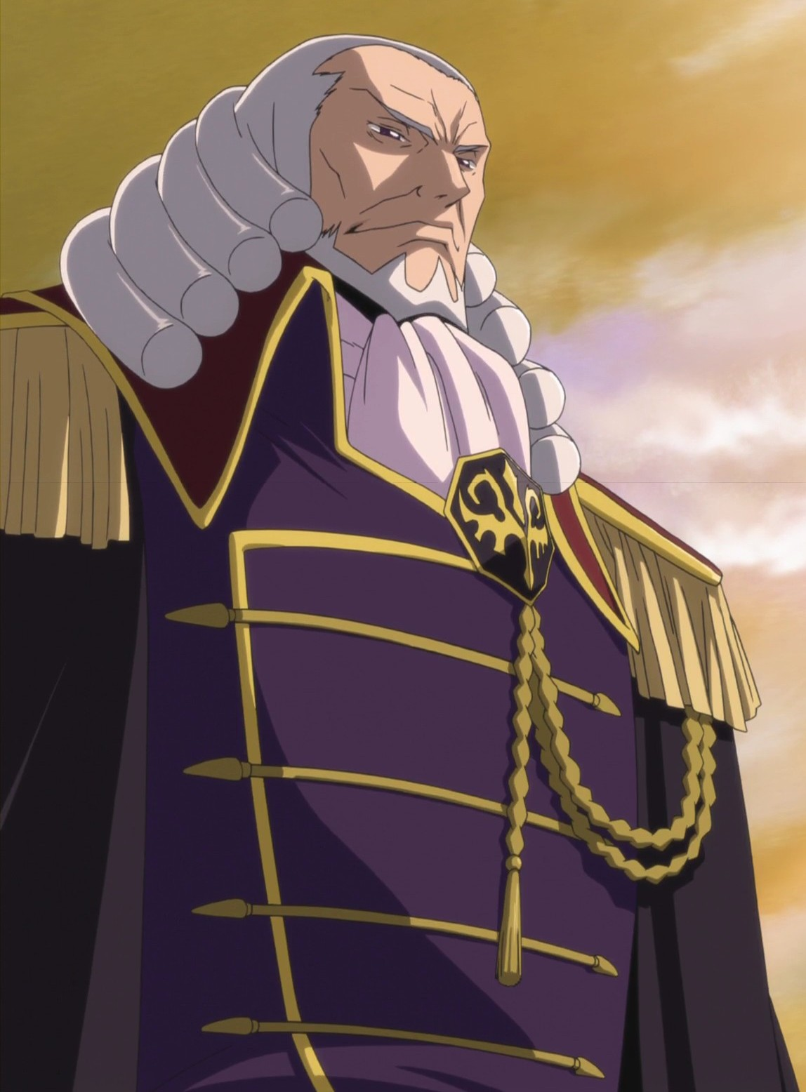 Charles Zi Britannia From Code Geass Lelouch Of The Rebellion