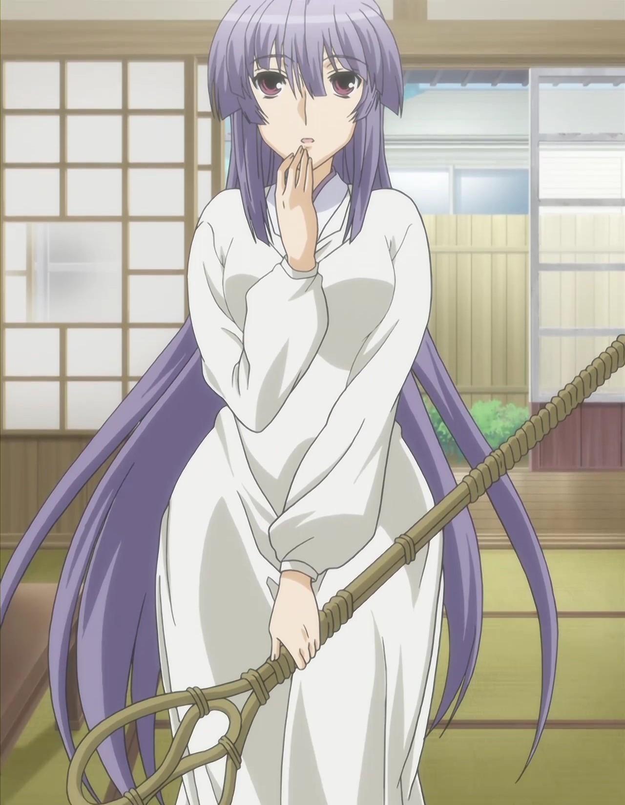 Anime Characters Database : Miya asama from sekirei