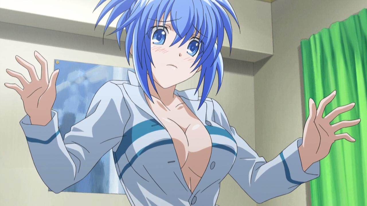 Natsuru Senou (female form)