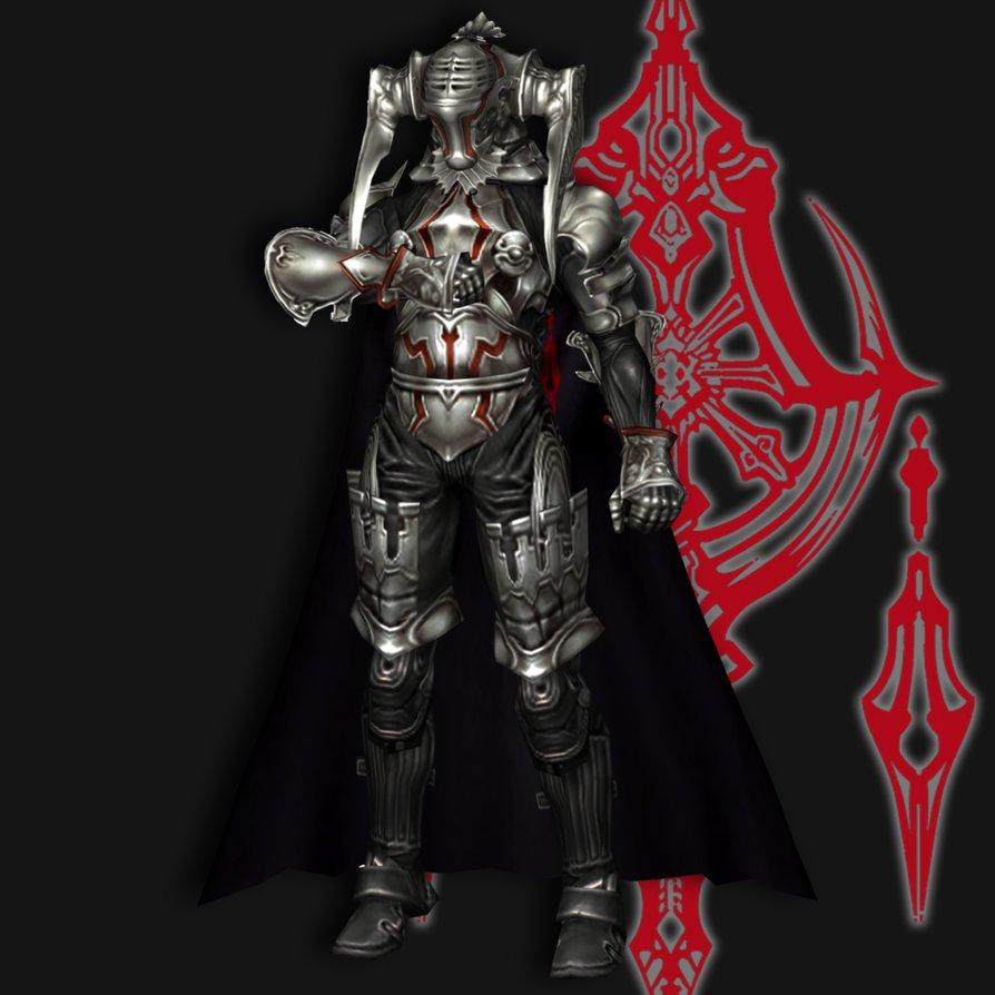 Judge Zargabaath Final Fantasy Xii