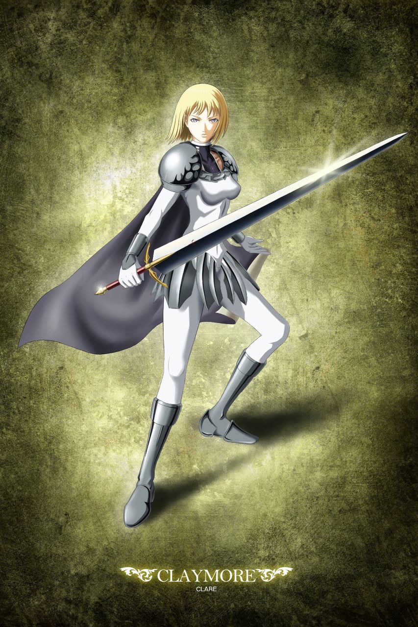 Young Male Child Actors Clare from Claymore