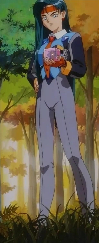 Kiyone Makibi From Tenchi Muyo Bangai Hen Galaxy Police