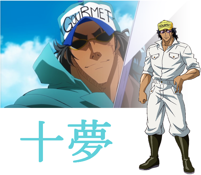 Tom From Toriko 3D: Kaimaku! Gourmet Adventure