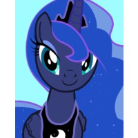 Image of Princess Luna