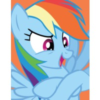 Image of Rainbow Dash